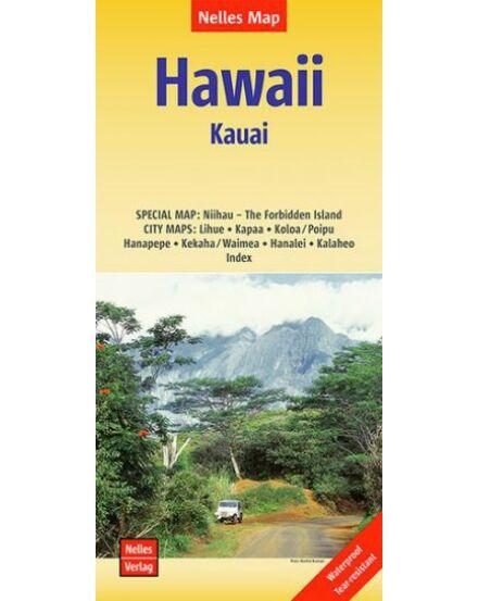 Cartographia  - Hawaii - Kauai térkép