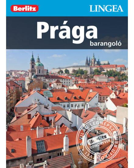 Cartographia  - Prága barangoló útikönyv (Berlitz) Lingea