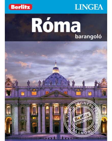 Cartographia  - Róma barangoló útikönyv