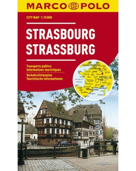 Cartographia  - Strassburg várostérkép