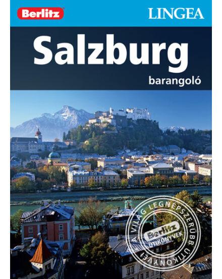 Cartographia  - Salzburg barangoló útikönyv (Berlitz) Lingea