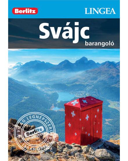 Cartographia  - Svájc barangoló útikönyv (Berlitz) Lingea