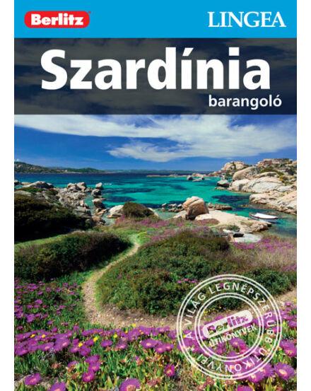 Cartographia  - Szardínia barangoló útikönyv (Berlitz) Lingea