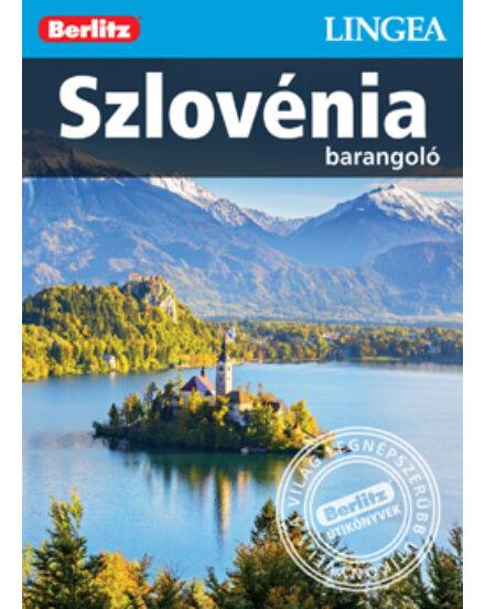Cartographia  - Szlovénia barangoló útikönyv (Berlitz) Lingea