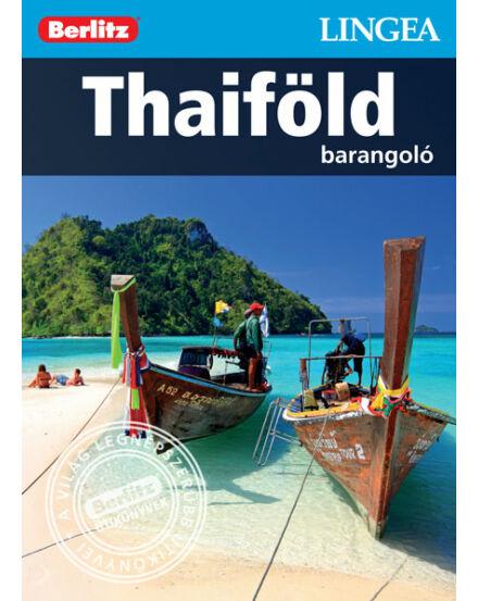 Cartographia  - Thaiföld barangoló útikönyv (Berlitz) Lingea