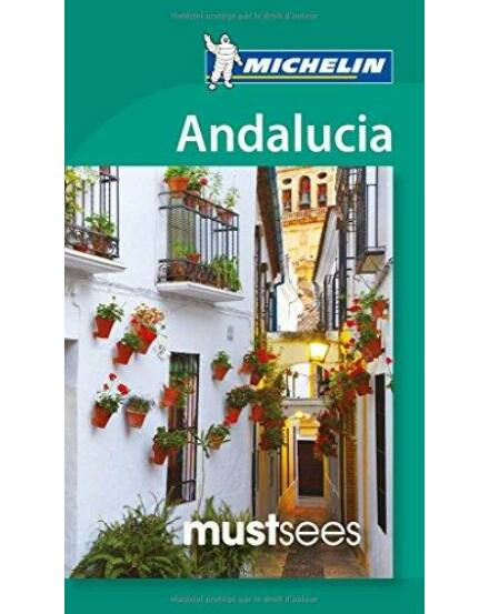 Cartographia  - Andalúzia (must sees) útikönyv (angol)