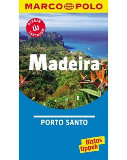 Cartographia  - Madeira útikönyv (Porto Santo)