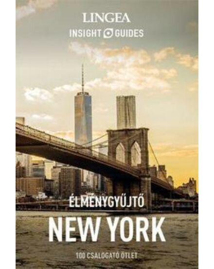 Cartographia  - New York élménygyűjtő útikönyv
