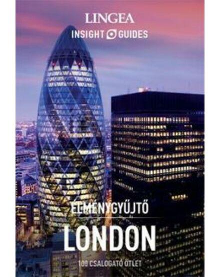 Cartographia  - London élménygyűjtő útikönyv