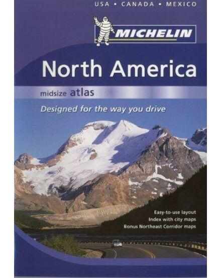 Cartographia  - Észak-Amerika atlasz 9521