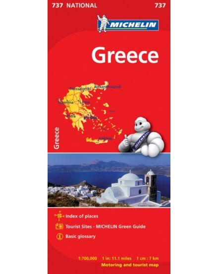 Cartographia  - Görögország térkép (737)
