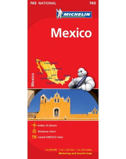 Cartographia  - Mexikó térkép (765)