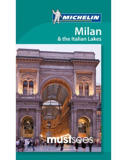 Cartographia  - Milánó és az olasz tavak útikönyv (angol)
