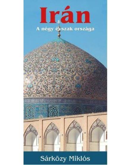 Cartographia  - Irán útikönyv (Kossuth)
