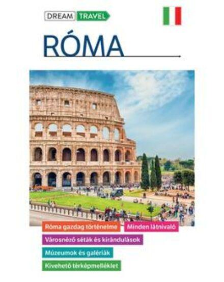 Cartographia  - Róma útikönyv kivehető térképmelléklettel