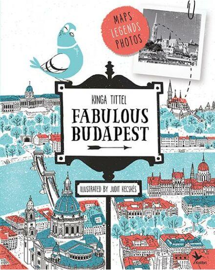 Cartographia  - Csodálatos Budapest (angol)