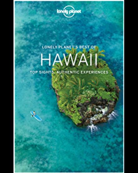Cartographia  - Hawaii-szigetek útikönyv (angol)