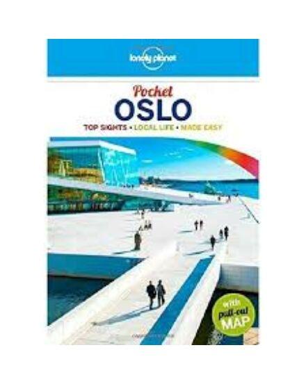 Cartographia  - Oslo Pocket útikönyv Lonely Planet
