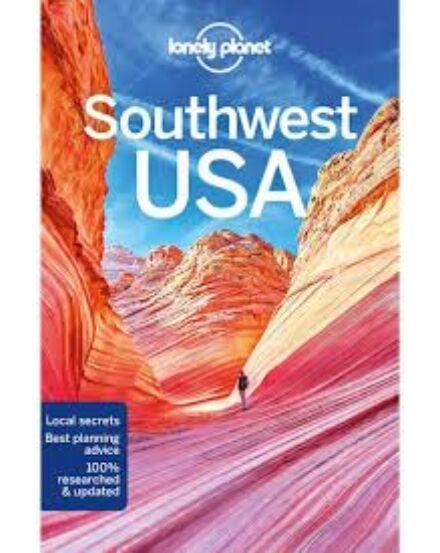 Cartographia  - USA délnyugati rész útikönyv (angol) Lonely Planet