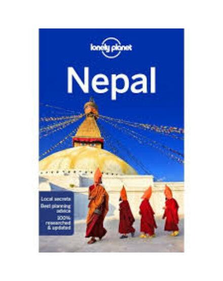 Cartographia  - Nepál útiköny (angol) Lonely Planet