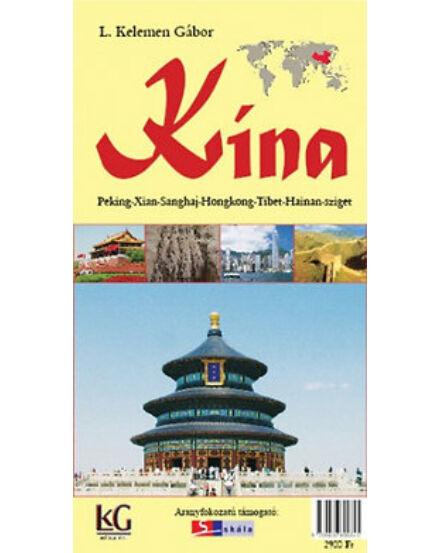 Cartographia  - Kína útikönyv