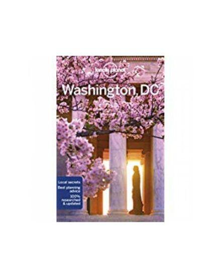 Cartographia  - Washington útikönyv Lonely Planet