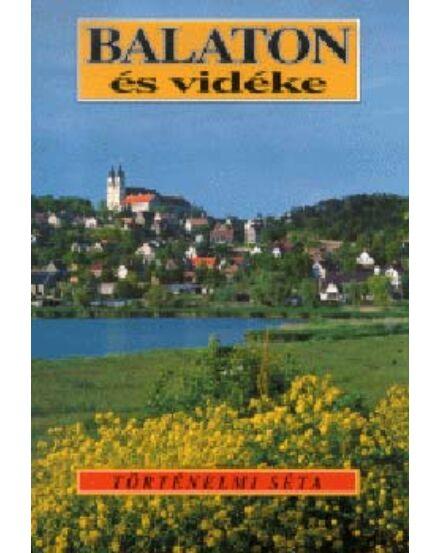 Cartographia  - Balaton és vidéke útikönyv