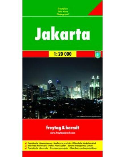Cartographia  - Jakarta várostérkép
