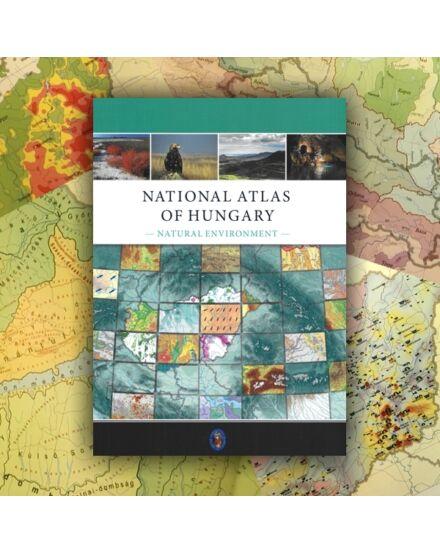 Cartographia  - Magyarország Nemzeti Atlasza - angol