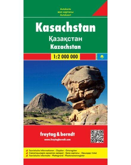 Cartographia  - Kazahsztán térkép
