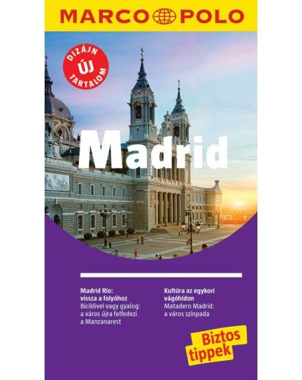 Cartographia  - Madrid útikönyv