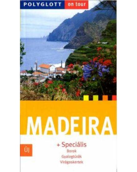 Cartographia  - Madeira útikönyv (Polyglott)