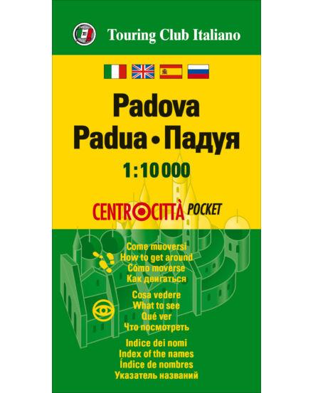 Cartographia  - Padova city térkép