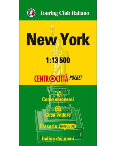 Cartographia  - New York city térkép
