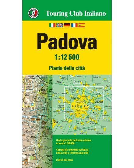 Cartographia  - Padova várostérkép