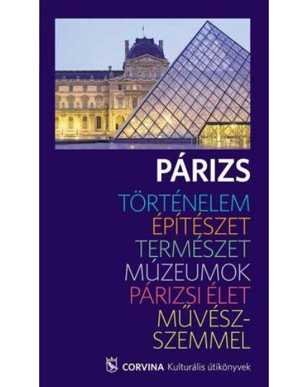 Cartographia  - Párizs kulturális útikönyv
