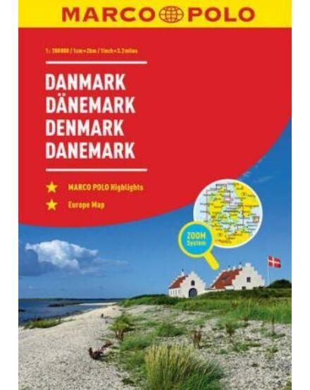 Cartographia  - Dánia atlasz