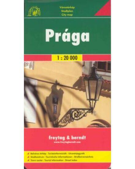 Cartographia  - Prága várostérkép