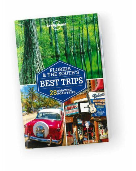 Cartographia  - Florida és a déli rész legjobb túrái útikönyv Lonely Planet