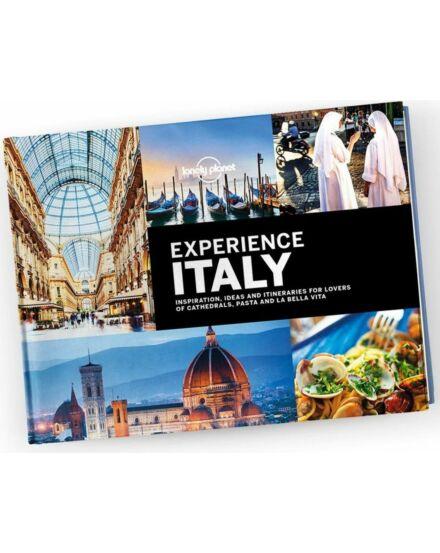 Cartographia  - Olaszország (Experience) képes útikönyv Lonely Planet Lonely Planet