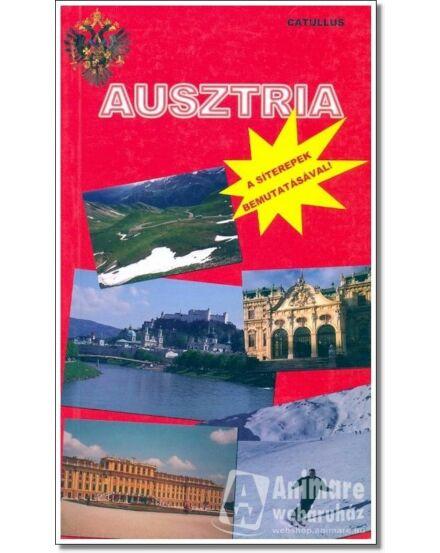 Cartographia  - Ausztria útikönyv
