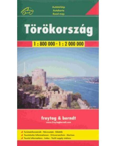 Cartographia  - Törökország térkép