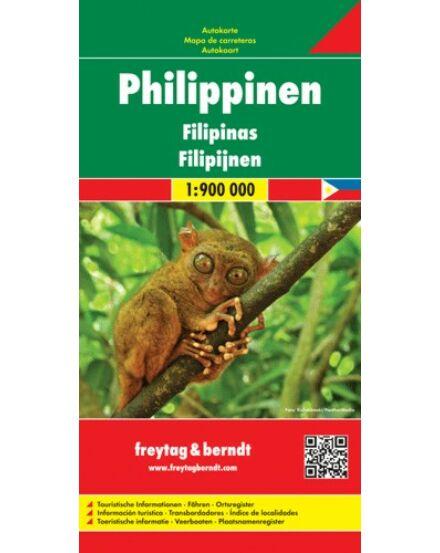 Cartographia  - Fülöp-szigetek térkép