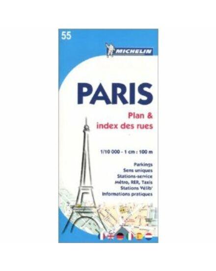 Cartographia  - Párizs térkép