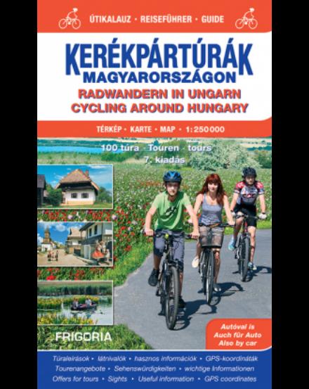 Cartographia  - Kerékpártúrák Magyarországon útikalauz