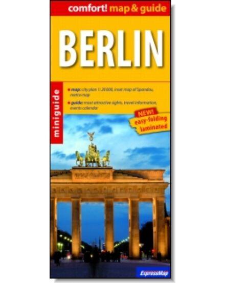 Cartographia  - Berlin térkép