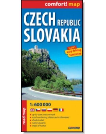 Cartographia  - Csehország, Szlovákia