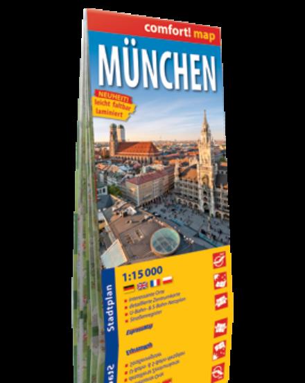 Cartographia  - München térkép