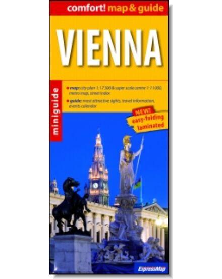 Cartographia  - Bécs várostérkép