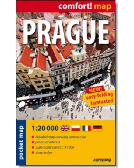 Cartographia  - Prága térkép